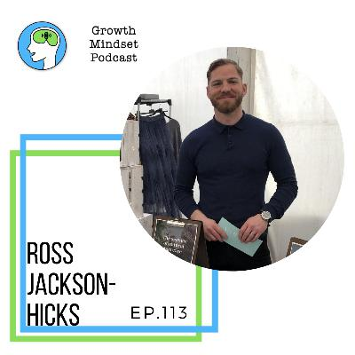 113: Fixing your Mental Health - Ross Jackson-Hicks - Co Founder Man Down Cornwall