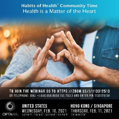 Episode 212: Health is a Matter of the Heart