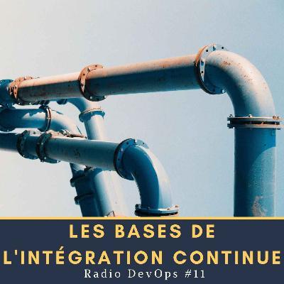 📻 RDO #11  - Les bases de l'Intégration Continue