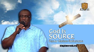 God Is Source