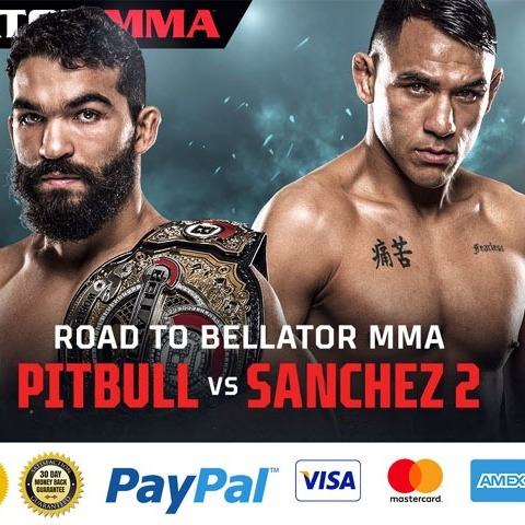 How to Watch Bellator 255 Pitbull vs Sanchez 2 Live Online for Free