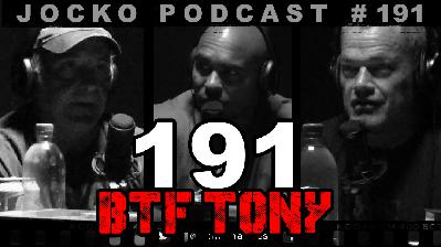 191: w/ BTF Tony Eafrati. Sometimes You Just Gotta BTF THROUGH.