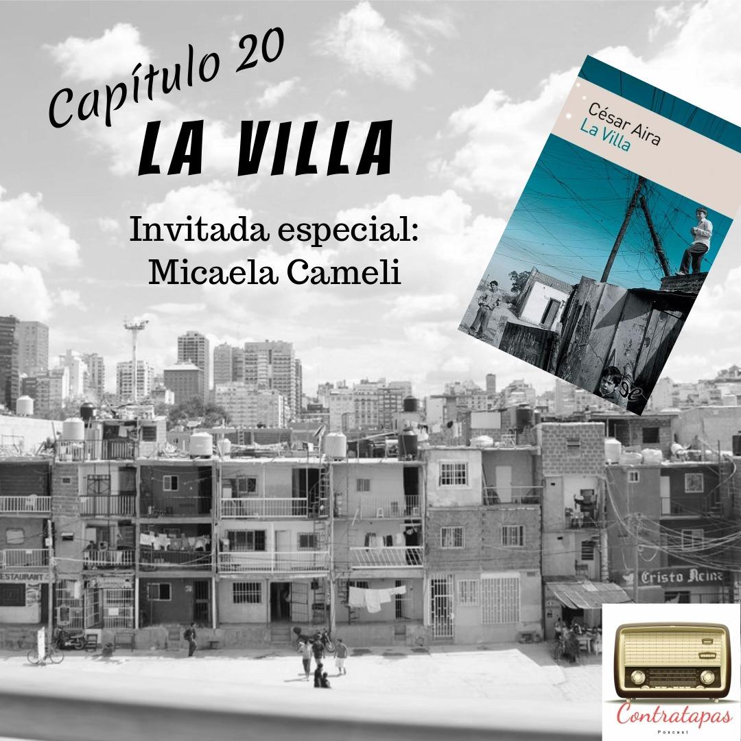 20. Marginal - La villa