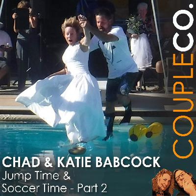 Teaching Meets Trampolines: Chad & Katie Babcock of JumpTime in Boise, Idaho, Part 2