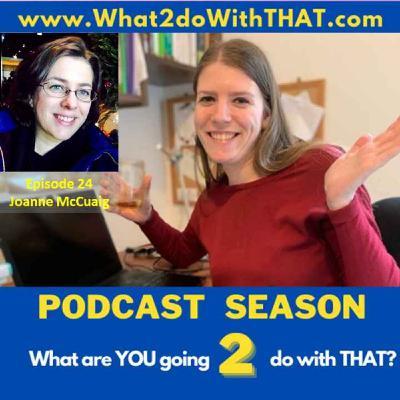 Episode 24 - Joanne McCuaig