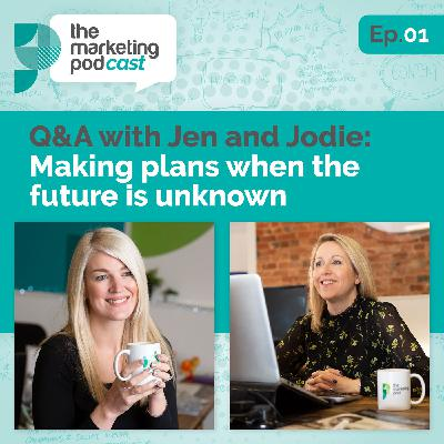 B2B marketing - making plans when the future is unknown