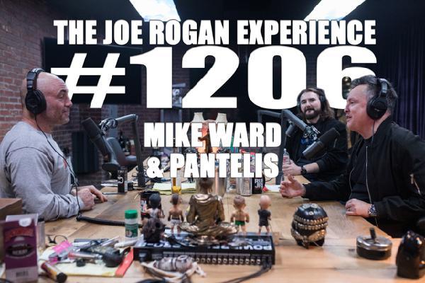 #1206 - Mike Ward & Pantelis