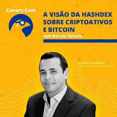 A visão da Hashdex sobre criptoativos e bitcoin, com Marcelo Sampaio