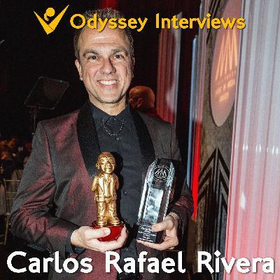 Odyssey Interviews - Carlos Rafael Rivera