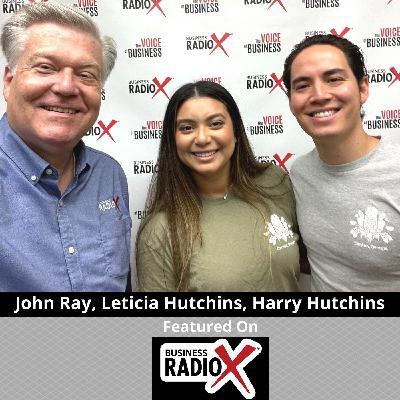 Leticia and Harry Hutchins, Alma Coffee