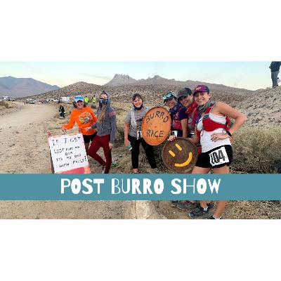 723. Post Burro, World Half, Backyards and Russel Wilson | Walk Talk