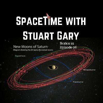 76: Saturn Surpasses Jupiter