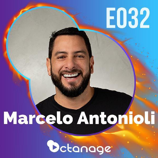 Construindo sua Marca, Audiência e Autoridade nas Redes Sociais com Marcelo Antonioli | DigPack #032