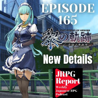 JRPG Report Episode 165 - Kuro No Kiseki New Details