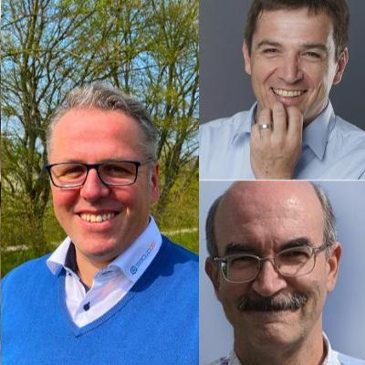 Neue Ansätze für die IT-Sicherheit im Krankenhaus, mit Markus Gringel, SECUDOS, und Bernd Maier, TO