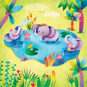 آیقصه | قصهی فیل کوچولو