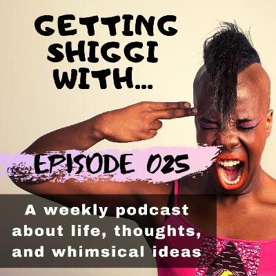 Episode 25 - A logical New Age Hippie (and her baby steps into the world)
