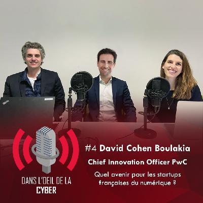 #4 David Cohen Boulakia, Chief Innovation Officer PwC