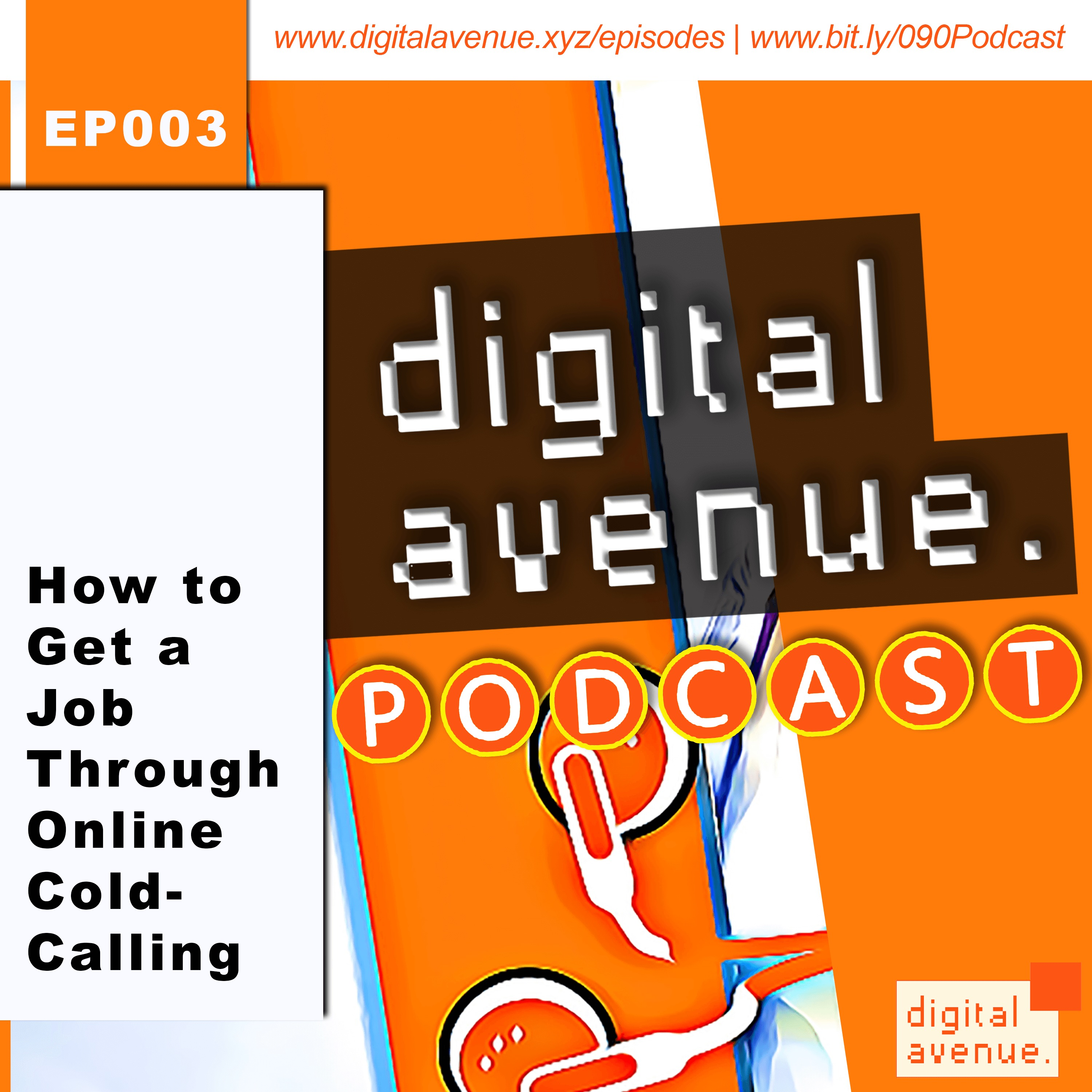 How to Get a Job Through Online Cold-Calling