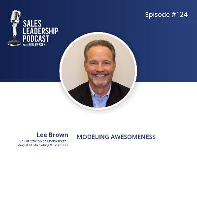 Episode 124: #124: Lee Brown of IMS — Modeling Awesomeness
