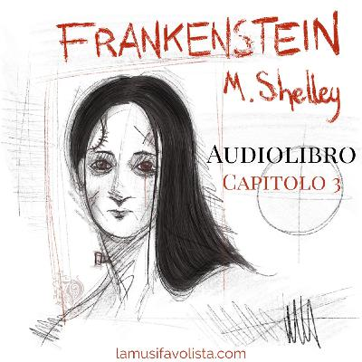 FRANKENSTEIN - M. Shelley ☆ Capitolo 3 ☆ Audiolibro ☆