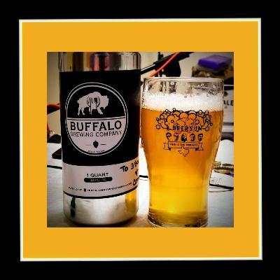 Buffalo Beers in Texas!