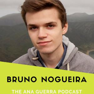Ana talks with Bruno Nogueira, The boy from Instagram Stories