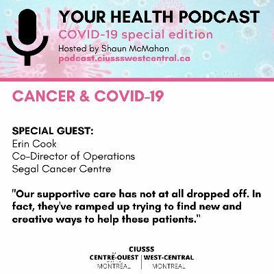 COVID-19 - Erin Cook - E083 - Your Health Podcast