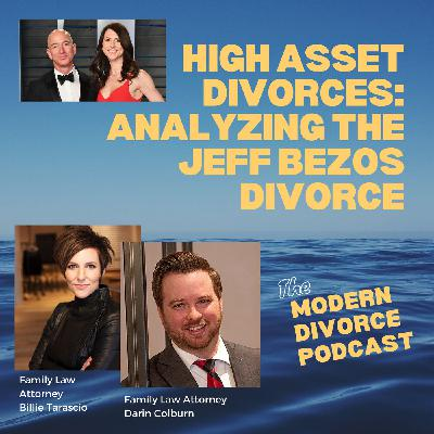 High Asset Divorces: Analyzing the Jeff Bezos divorce