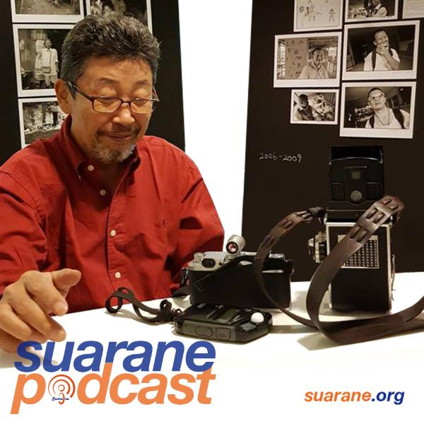 Episode 22 - [ENGLISH] From Seoul to Khlong Toey: Story of a Photographer