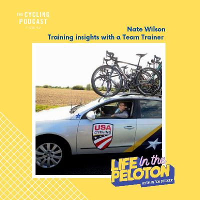 11: Life in the Peloton – Nate Wilson