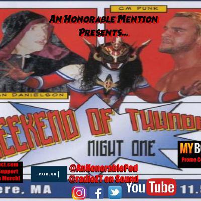 Episode 88: Weekend of Thunder Night 1