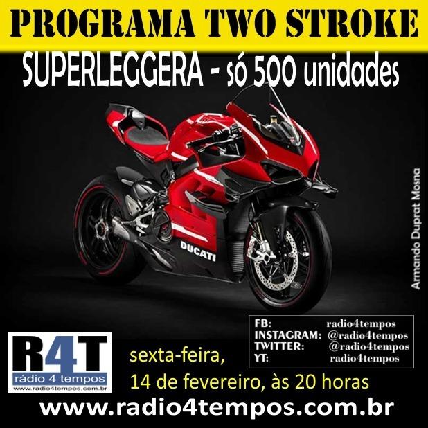 Rádio 4 Tempos - Two Stroke 76:Rádio 4 Tempos