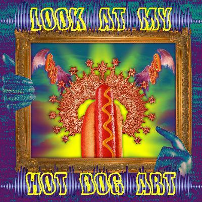 Paranormal Pals, EVPs, & Hot Dog Art