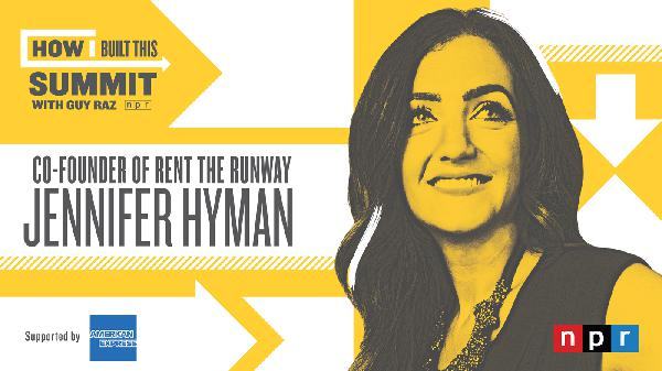 Rent The Runway's Jenn Hyman At The HIBT Summit