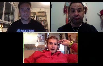 Ryan Atkins and David Watson on Spartan Rules