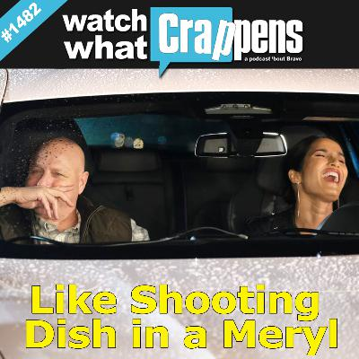 Top Chef: Like Shooting Dish in a Meryl