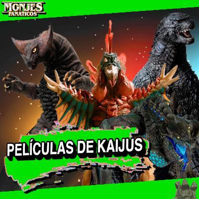 159 - Películas de Kaijus y monstruos gigantes