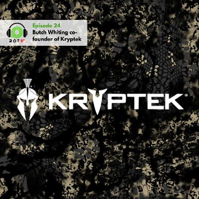 Butch Whiting, co-founder from Kryptek