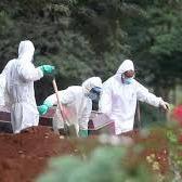 a situação dos sepultadores na pandemia: entrevista João Gomes diretor do SINDSEP e da CUT nacional (18/05/2020)