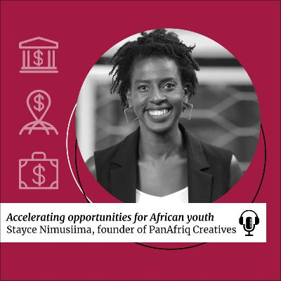 SDG 8: Accelerating opportunities for African youth with Stayce Nimusiima