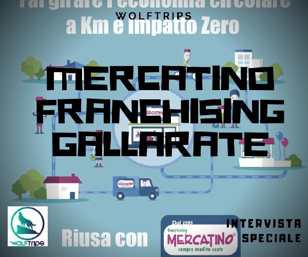 Intervista al Mercatino Franchising Gallarate