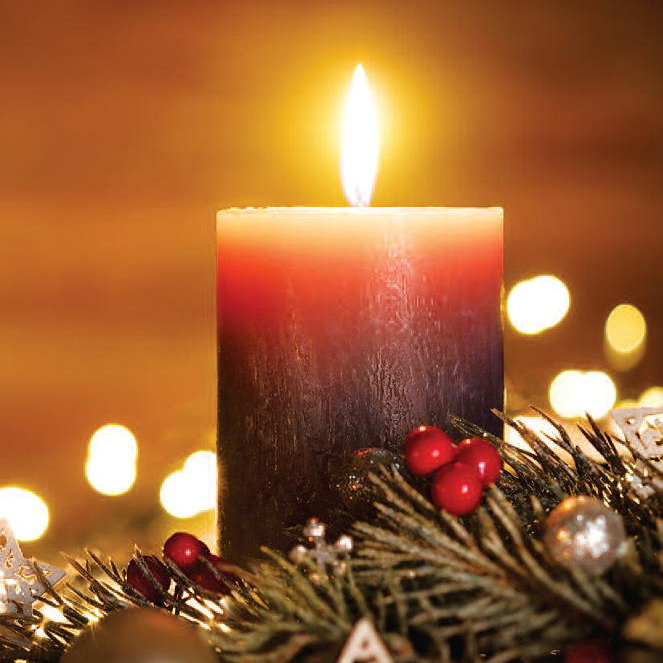 Advent—Waiting With Hope 2019-12-01