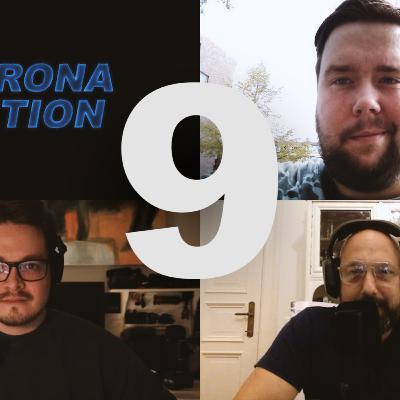 Coronavirus Special Edition | Podcast Episode 9 mit Franz Ulrich Göttlicher und Frank Lange