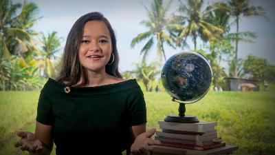 A roadmap for young changemakers | Melati Wijsen