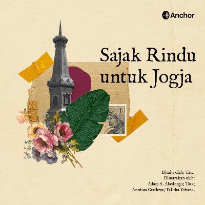 37. Sajak Rindu untuk Jogjakarta