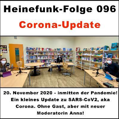 Heinefunk-Folge 096: Corona-Update im November 2020