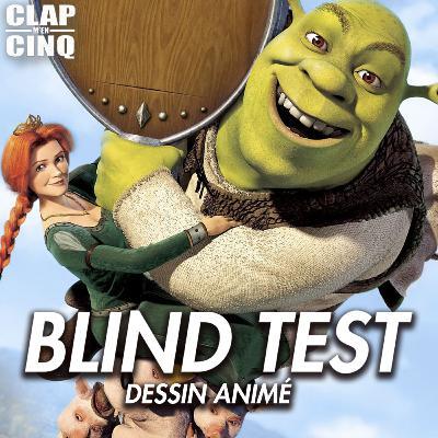 BLIND TEST - DESSINS ANIMÉS (Shrek, Soul, L'âge de glace...)