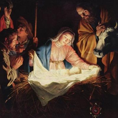 """Divine Habitation"" - Luke 2:1-20"