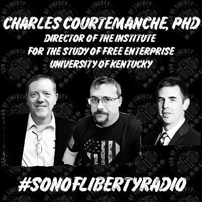 #sonoflibertyradio - Charles Courtemanche PhD
